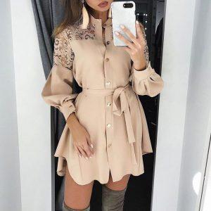 Small Elegant Bohemian Dress