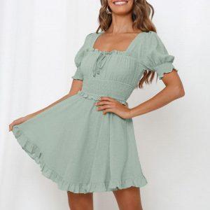 Little Bohemian Girl Dress