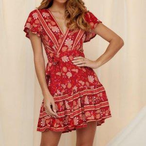 Dress boheme oriental style
