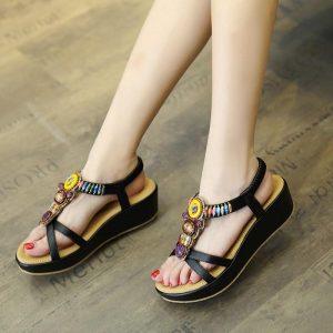 Bohemian Platform Shoes