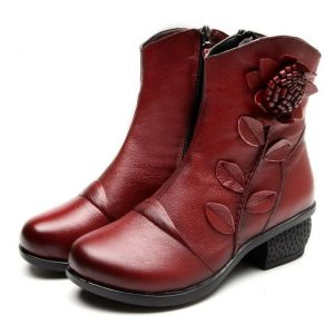 Bohemian Sunflower Boots